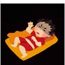 新月の時は日中は最も身体は重力ストレスから解放されるが、逆に夜は太陽+月+地球の重力ストレスが最大になり。起床時に急な体調不良や身体の痛みを感じやすくなります。